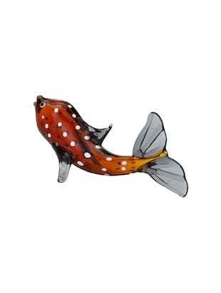 Somil Beautiful Colorful Hollow Fish Decorative Showpiece - 14896255 - Standard Image - 2