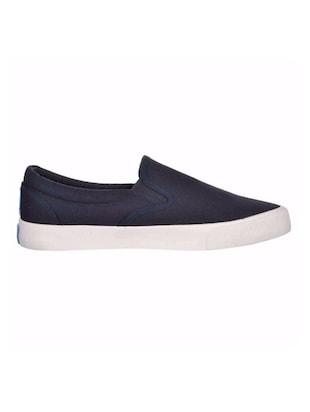 blue Canvas casual slipon - 14897918 - Standard Image - 2