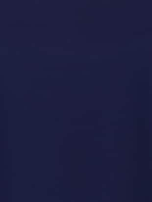 navy blue georgette plus tunic - 14898925 - Standard Image - 5