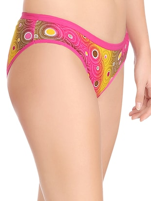multicolored hosery hipster panty - 14901520 - Standard Image - 2