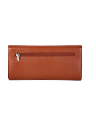 brown leather wallet - 14903048 - Standard Image - 2