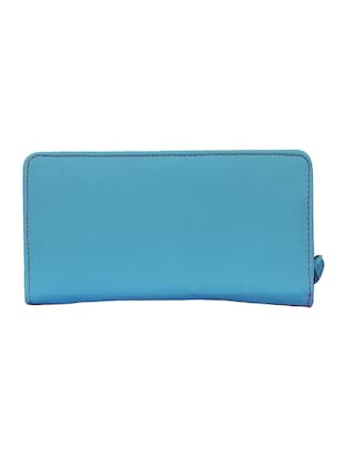 pink leatherette clutch - 14903432 - Standard Image - 2