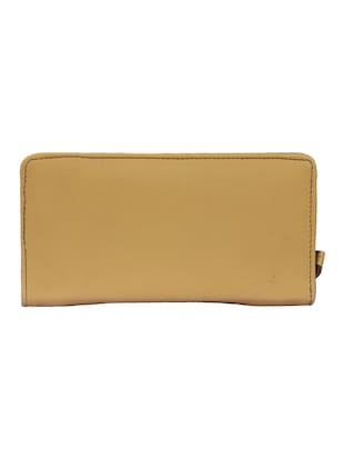 grey leatherette clutch - 14903434 - Standard Image - 2