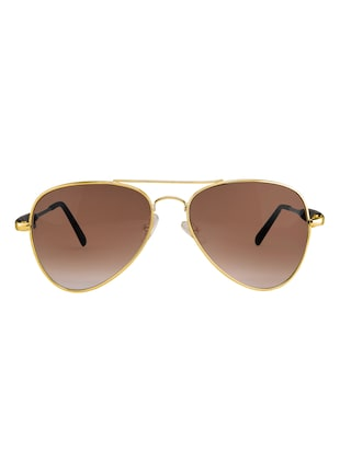Amour-Propre Multicolor Aviator Sunglass For Unisex (AM_CMB_LP_1058) - 14907608 - Standard Image - 2