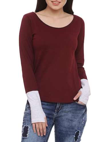 907afb45e37a T Shirts for Women - Upto 70% Off