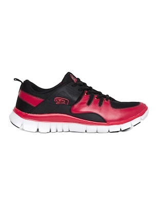 pink Fabric sport shoe - 14912633 - Standard Image - 2