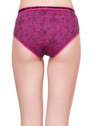 set of 3 multi colored hipster panty - 14915517 - Standard Image - 5