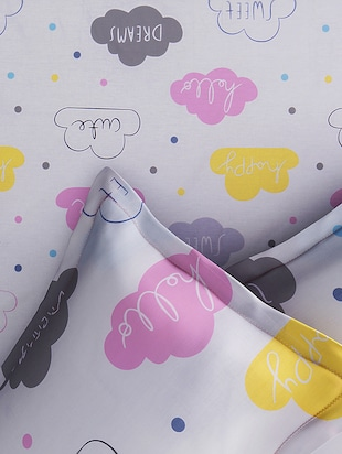 KIDS SINGLE BEDSHEET SET - 14916257 - Standard Image - 2