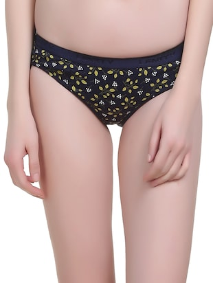 Set of 3 multi colored hipster panties - 14916737 - Standard Image - 2