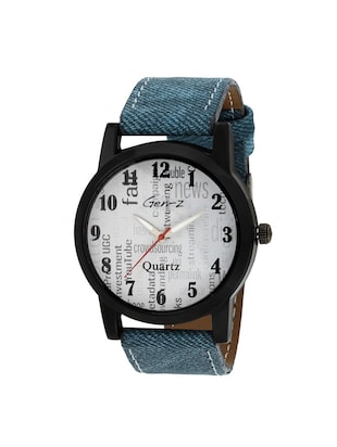 GEN-Z Combo of two Social and Denim Watches - 14918933 - Standard Image - 2