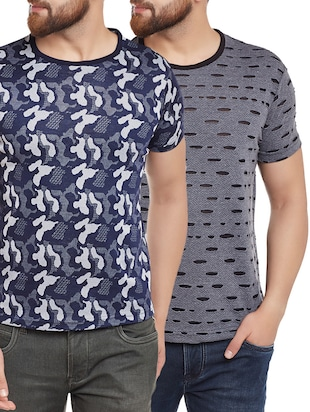 Combos T-shirts - Buy Combos T-shirts for Men Online in India | Limeroad.com
