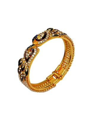 gold brass bangle - 14923518 - Standard Image - 2