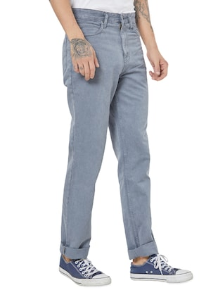 8d44f40c Buy Grey Denim Plain Jeans for Men from Killer for ₹1399 at 50% off ...
