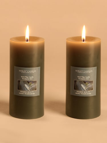 Buy Pillar Candles Online Candles Limeroad