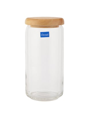 Buy Candy Storage Canister With Air Light Glass Lid 1400 Ml by