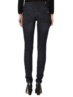 navy blue denim jeans - 15007364 - Standard Image - 2