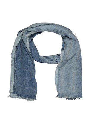 multi cotton scarf - 15010931 - Standard Image - 2