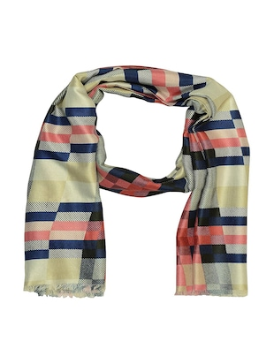 multi cotton scarf - 15010975 - Standard Image - 2