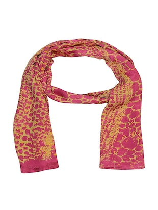 multi cotton scarf - 15010986 - Standard Image - 2