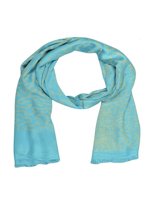 multi cotton scarf - 15010990 - Standard Image - 2