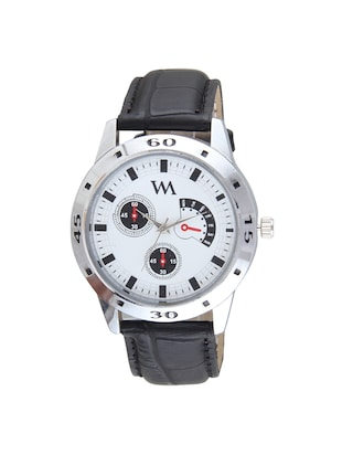 Watch Me Analog Watch  Combo for Men and Boys AWC-020-AWC-013 - 15013876 - Standard Image - 2