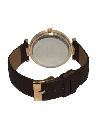 JM New Leina Style L1 Brown Leather Belt Watch - 15013998 - Standard Image - 2