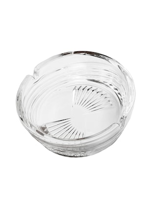 Modern Bar Glass Transparent Ashtray - 15017407 - Standard Image - 2