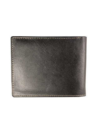 black leather wallet - 15019164 - Standard Image - 2