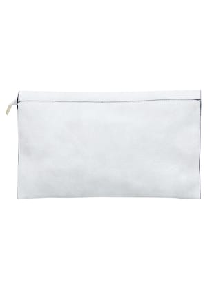 white leatherette  regular sling bag - 15021653 - Standard Image - 2