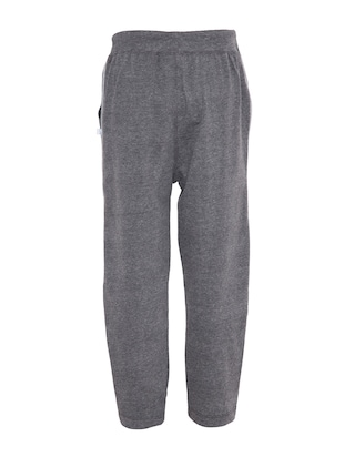 grey cotton track wear - 15024601 - Standard Image - 2
