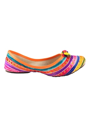multi colored slip on jutis - 15024650 - Standard Image - 2