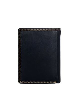 black leather wallet - 15031029 - Standard Image - 2