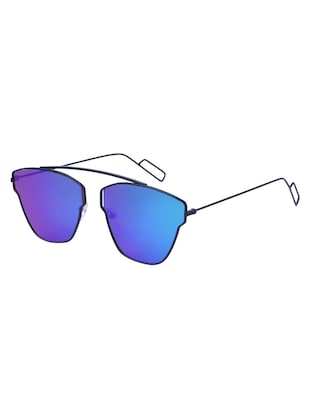 Amour-Propre Multicolor UV Protected Sunglass For Unisex- Pack Of 2 (AM_CMB_LP_3485) - 15034922 - Standard Image - 5