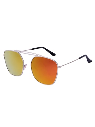 Amour-Propre Multicolor UV Protected Sunglass For Unisex- Pack Of 2 (AM_CMB_LP_3485) - 15034940 - Standard Image - 5