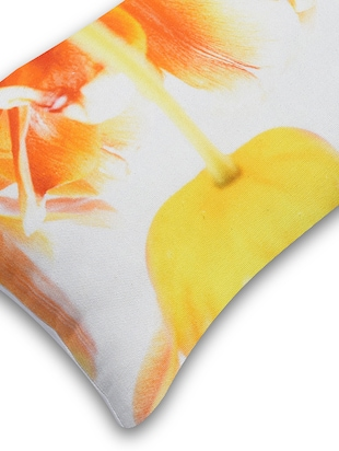Set of 5 Cotton Cushion Covers - 15040352 - Standard Image - 5