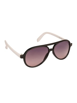 41e0a3db536 Buy Black Polycarbonate Sunglass by Vespl - Online shopping for ...
