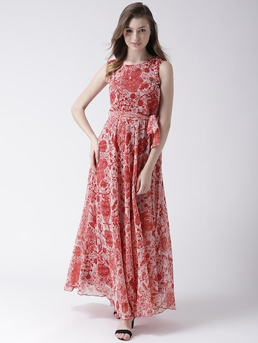 efc9dd030 Chiffon dresses - Buy Chiffon Maxi Dress Online in India