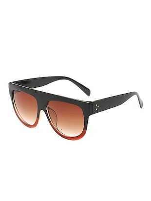 Over-Size Sun-Glasses For Men Stylish Big Frames - 15110870 - Standard Image - 2