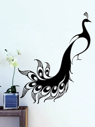 King of Bird Wall Sticker - 15114413 - Standard Image - 2
