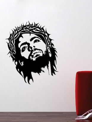 Jesus New Wall Sticker - 15114418 - Standard Image - 2