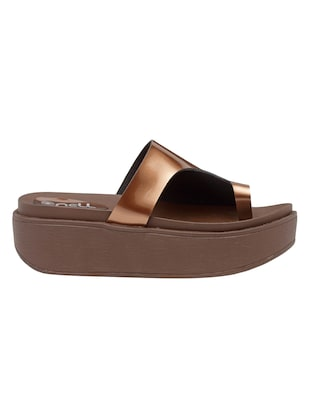 copper one toe  wedge - 15117431 - Standard Image - 2