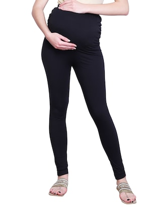 set of 2 multicolored maternity legging - 15139364 - Standard Image - 2