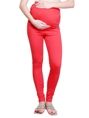 set of 2 multicolored maternity legging - 15139365 - Standard Image - 2
