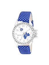 Braton BT1245 Quartz Analog Silver Round Dial Watch  - For Girls -  online shopping for Analog watches