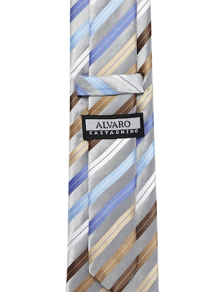 multi colored  microfiber  tie - 15173756 - Standard Image - 2