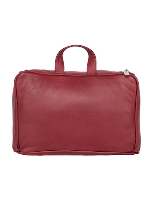 red leather utility bag - 15173774 - Standard Image - 2