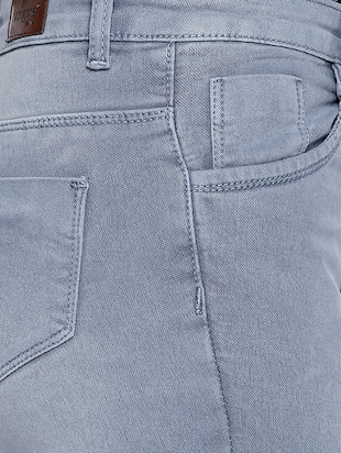 grey denim jeans - 15175401 - Standard Image - 5