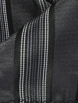grey polyester pocketsquare - 15183735 - Standard Image - 5