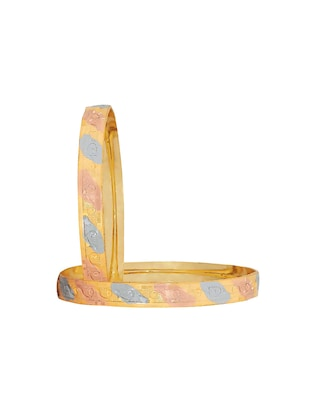 multi brass bangle - 15186371 - Standard Image - 2
