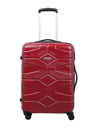 red polypropylene trolley bag - 15188880 - Standard Image - 2